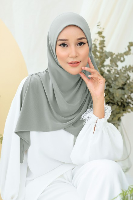 Raesa Bawal Express In Grey